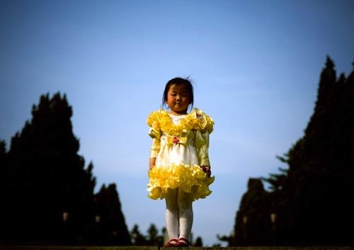 Eric Lafforgue: Pyongyang girl