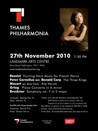 Thames Phil poster