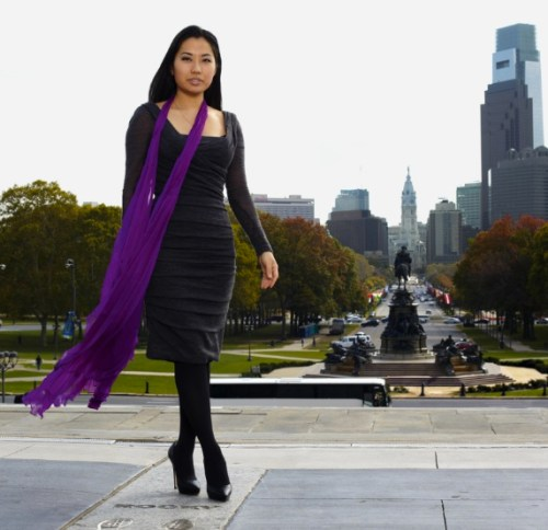 Sarah Chang in Philadelphia