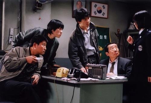 Bong Joon-ho's Memories of Murder