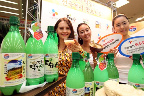 Makgeolli (Photo: Yonhap)