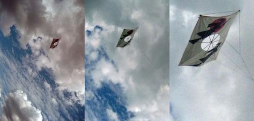 Witches kite