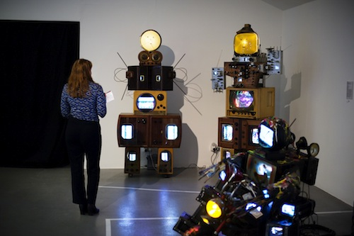 Featured image for post: Exhibition visit: Nam June Paik at Tate Liverpool