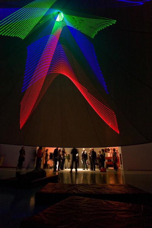 Laser Cone, 2001/2010