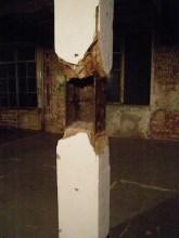 Real pillar