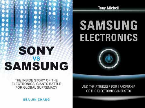 Two recent books on Samsung