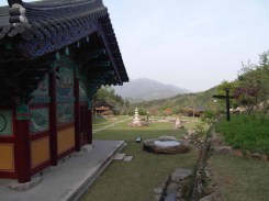 Suseonsa temple and garden