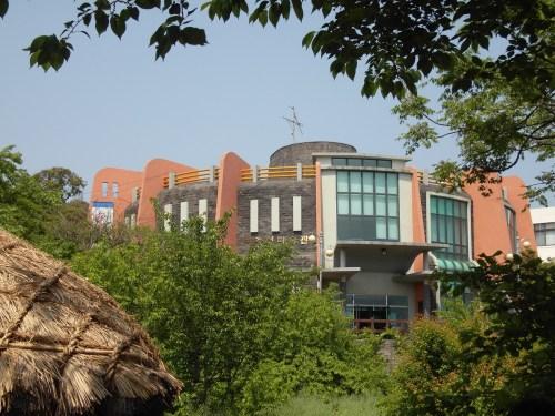 Seogwipo's Lee Jung-seob museum