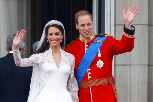 Royal Wedding - from the British Monarchy Flickr page