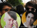 Thumbnail for post: SHINee Happy People: fans turn out in force to greet their favourite K-pop band