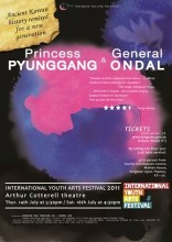 Princess Pyunggang and General Ondal