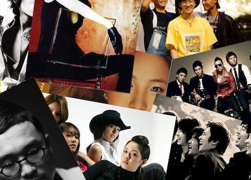 k-pop banner