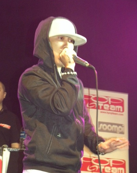 Dok2 at the Coronet Theatre
