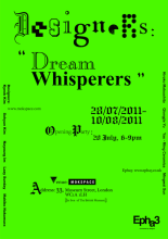 Designers: Dream Whisperers poster