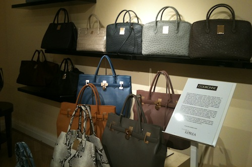 Handbags by Couronne