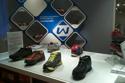 Prospecs W shoes