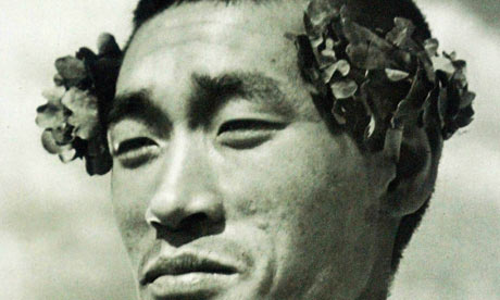 Sohn Kee-chung, the 1936 Olympic hero (Photo: Associated Press)