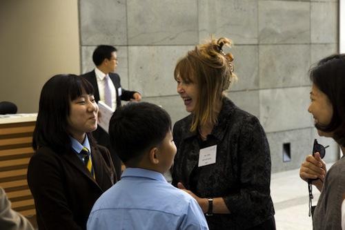 North London Collegiate School in Jeju-do