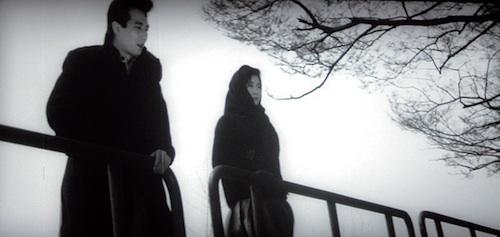 Heo-wook and his sweetheart Ji-yeon