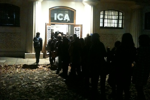 ICA queue