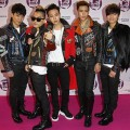 Thumbnail for post: Big Bang win Worldwide Act category in MTV awards