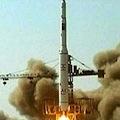 DPRK rocket