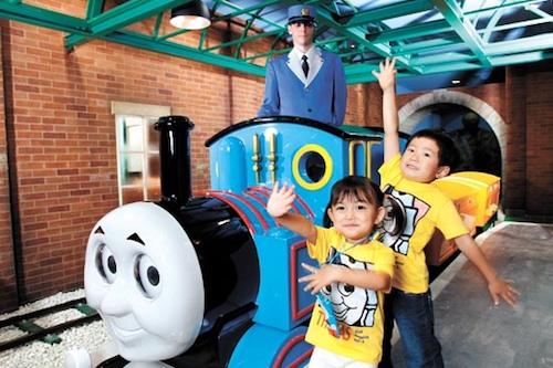 Thomas the Tank Engine in Korea