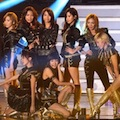 Thumbnail for post: Girl's Generation on David Letterman show