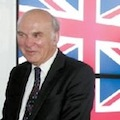 Vince Cable at Samsung