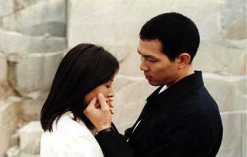 Lee Mi-sook and Lee Jeong-jae in An Affair