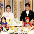 Thumbnail for post: First birthday celebration for Lee Young-ae's twins