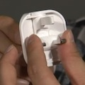 Thumbnail for post: The folding plug inches closer to production