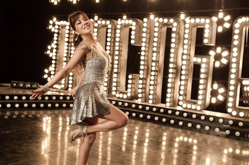 Uhm Jung-hwa in Dancing Queen