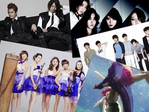 Featured image for post: The MBC K-pop event: HyunA and Queen will shine; EXO K have nothing to lose