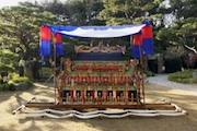 Funeral Bier: Sangyeo