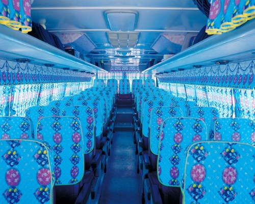 Koo Sungsoo: Tour Bus