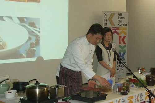 Featured image for post: Kimchi for beginners at the Korean Cultural Centre