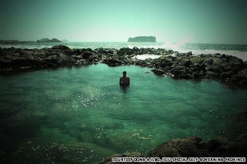 Gangjeong Island, a photo by film director Rain Jung.