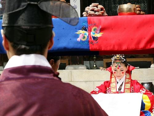 All Eyes on Korea: Wedding Ceremony