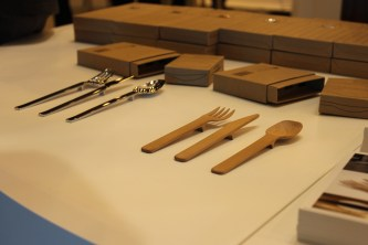 Hoverware Cutlery from Manifesto Design Lab