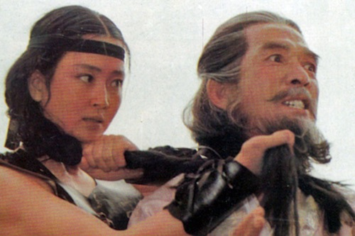 The B-movie Warrior Woman of Koryo