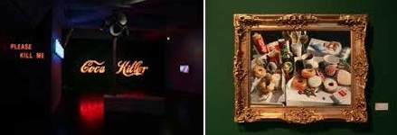 Kim Kira: The Republic of propaganda (2008); Still Life series (2008)