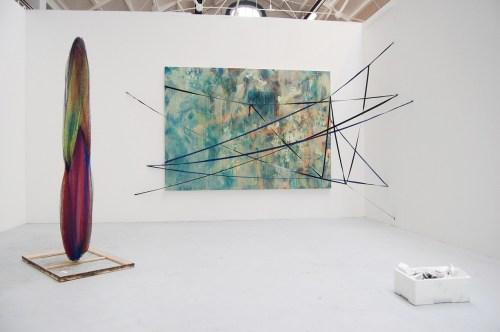 Fay Shin: Day and Night (Installation View) (2012) Mixed media, dimensions variable