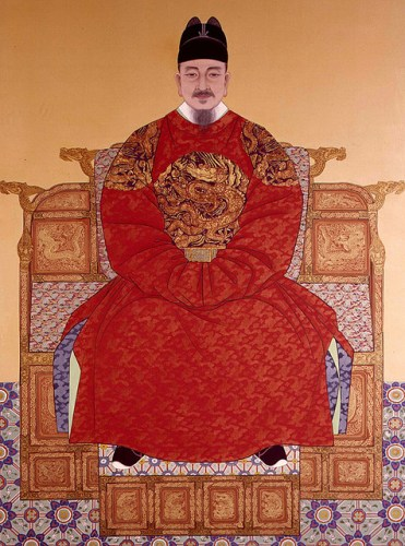 King Sejong teh Great