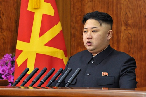 Kim Jong Un makes his 2013 New Year Address