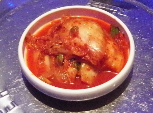 The inaugural kimchi of The Kimchi Project