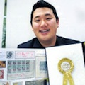 Thumbnail image for Korean philatelist wins London prize