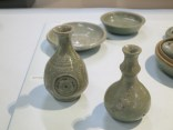 Goryeo dynasty oil jars and powder cases