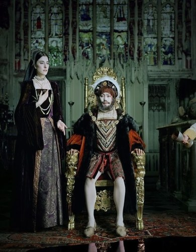 Existing in Costume - Henry VIII, (2012)