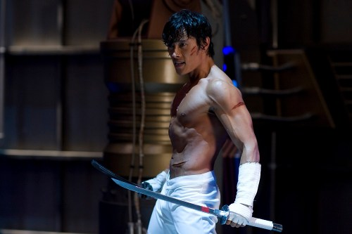Lee Byung Hun as Storm Shadow